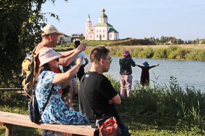 Названы главные транжиры среди приезжающих в Россию туристов