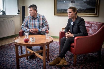 Дания отреагировала на отказ Трампа приехать из-за Гренландии