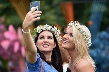 Выявлено нежелание россиян фотографироваться