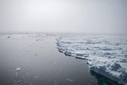 Для управления льдами Баренцева моря создадут специальную технологию