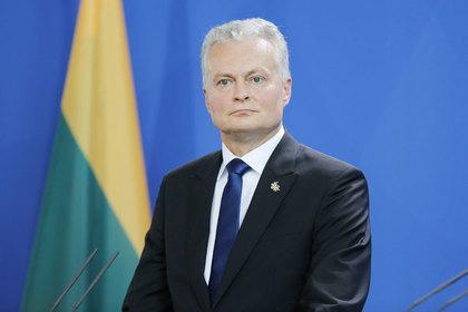 Литва запоздало отреагировала на встречу Кальюлайд с Путиным