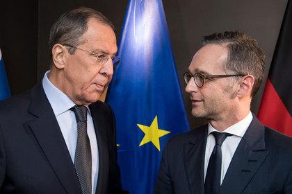 Германия потребовала от России конструктива по Украине