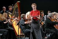 Победительница конкурса Competizione dell`Opera Анна Бондаренко