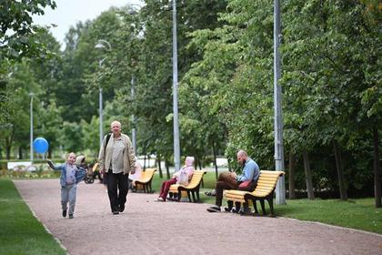Беглов оценил благоустройство петербургского парка