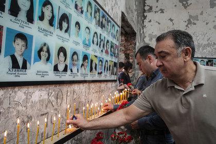 В Беслане впервые перенесли начало учебного года из-за годовщины теракта