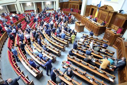 В партии Зеленского «отправили лесом» пассивных коллег по Раде