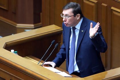 Генпрокурор Украины обвинил антикоррупционное бюро в сговоре с США
