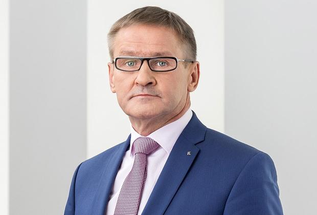 Министр госуправления Эстонии Яак Ааб