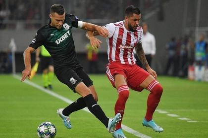 «Краснодар» разгромно проиграл в первом матче за выход в групповой этап ЛЧ