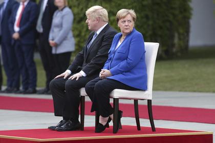 Борис Джонсон высказался о возвращении России в G7