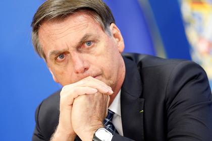 Президент Бразилии нашел виновных в рекордных лесных пожарах