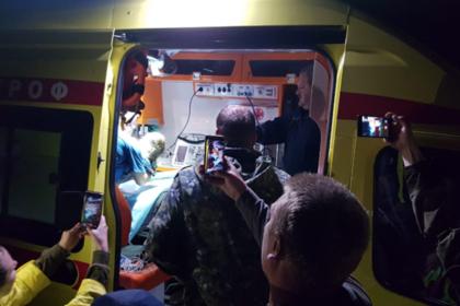 Найденная в нижегородском лесу пятилетняя девочка пошла на поправку