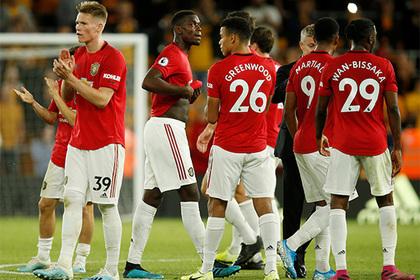 Футболисты «Манчестер Юнайтед» заплатят за низкие результаты