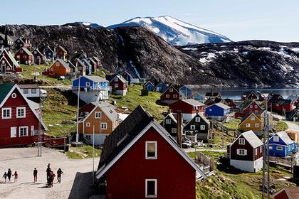 В России отреагировали на попытку Трампа купить Гренландию