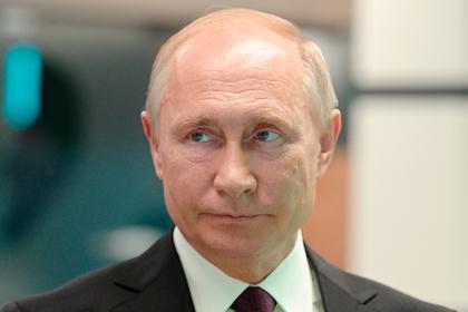 Путин заявил о недопустимости добычи угля в ущерб экологии
