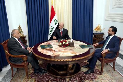 Ирак раскритиковал поддержанные США и Россией действия Израиля