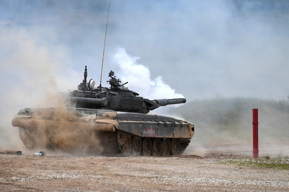 Появились сообщения о получении США танка Т-90