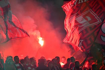 «Спартак» проиграл в первом матче за выход в групповой этап Лиги Европы