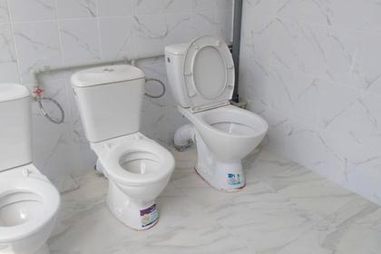 Украинский мэр похвастался ремонтом туалета в детсаде без кабинок