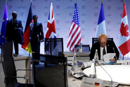 США предложили вернуть Россию в G7 при одном условии
