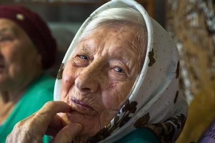 Россия побила рекорд по числу долгожителей