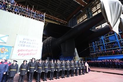 ВМФ впервые за 28 лет получит шесть подлодок