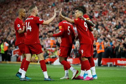 «Ливерпуль» заключит самый выгодный контракт в истории АПЛ
