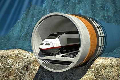 Проект подводного железнодорожного тоннеля между Хельсинки и Таллином