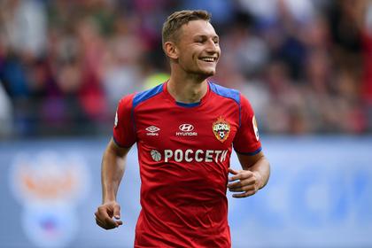 Нападающий ЦСКА Чалов пожелал внимания топ-клубов АПЛ