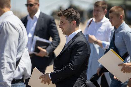 МИД Украины объяснил желание Зеленского лично говорить с Путиным