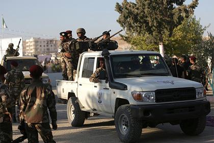 Сирийцы зачистили котел с боевиками