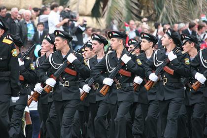Россия усилит армию Абхазии