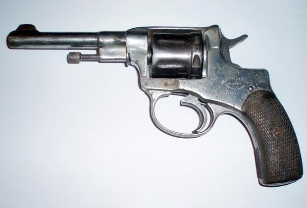 7,62-миллиметровый револьвер системы Нагана образца 1895 года