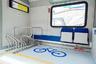 Интерьер обновленной «Иволги» создан по модульному принципу, то есть пространство салона трансформируется с учетом потребностей оператора и пассажиров: в каждом вагоне можно изменить число мест и сидений. Максимальная вместимость семивагонного поезда — более 2 тыс человек.