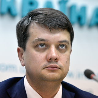 Дмитрий Разумков,