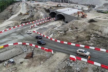 Россия потратит триллион на дороги из Китая в Европу
