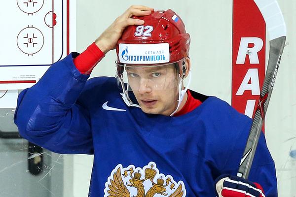 Хоккеист Кузнецов дисквалифицирован на четыре года за кокаин