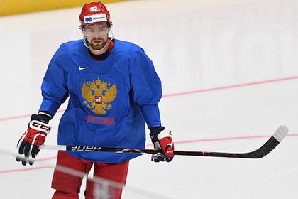 Пойманному на кокаине хоккеисту предрекли окончание карьеры в сборной России