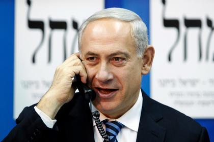 Нетаньяху донес Путину о визите к Зеленскому