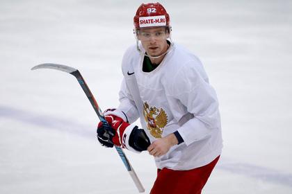 В НХЛ отреагировали на отстранение хоккеиста Кузнецова за кокаин
