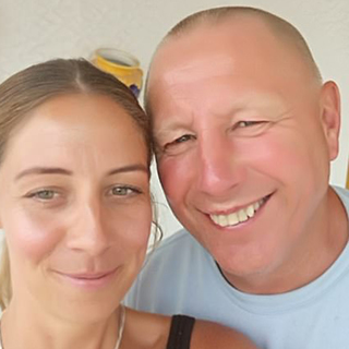Мари Райланс и Кенни Рейнфорд