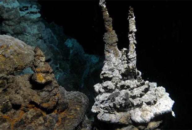 Гидротермальная система «Замок Локи»