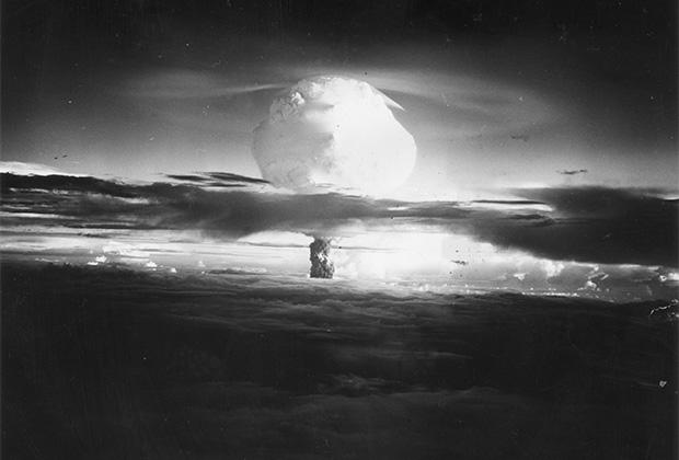 Ядерная война — одна из возможных причин гибели разумных цивилизаций