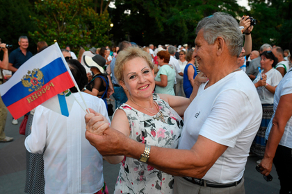 День флага в Москве продолжат праздновать все выходные