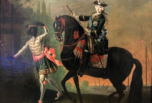 Елизавета была любимой дочкой Петра, одной из немногих, кто мог смягчить его суровый нрав. На протяжении всей жизни она пользовалась имиджем дочки великого реформатора, называя себя продолжателем его дел.