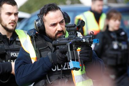 Исламиста из Чечни застрелили в Берлине