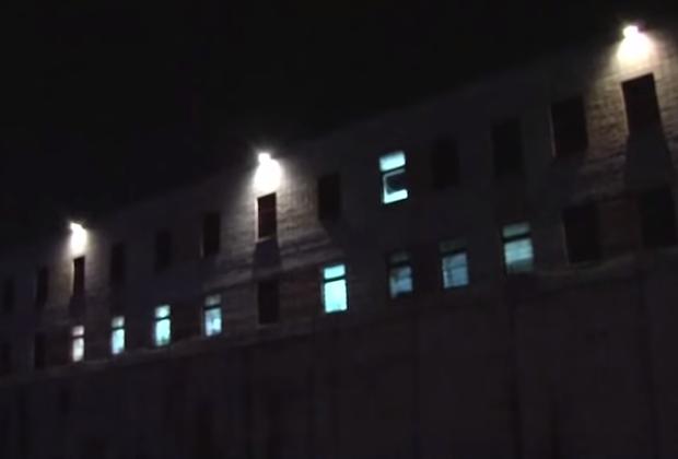 Здание СИЗО в Пензе