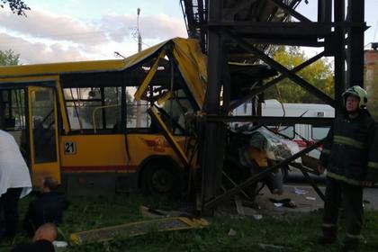 В ДТП в российском городе пострадали 24 человека
