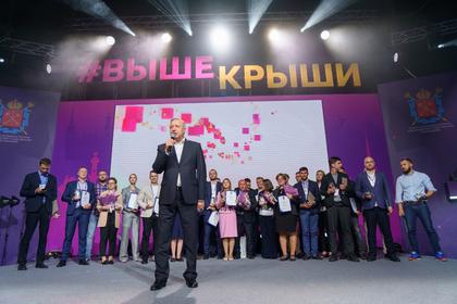 Беглов наградил победителей конкурса «Мой город — мои возможности»
