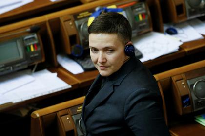 Савченко увидела начало украинизации России